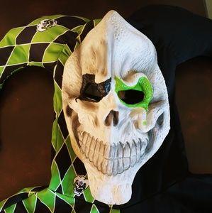 Skull Jester Costume